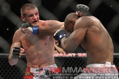 Dustin Jacoby vs Clifford Starks - UFC 137