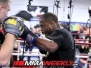 Open Workouts - UFC on Fox 2