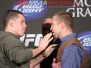 Pre-fight Press Photos - UFC 141
