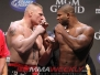 Weigh-in Photos - UFC 141