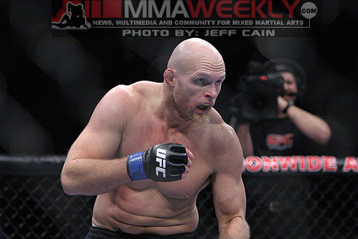 Keith Jardine at UFC 96