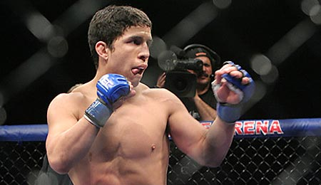 WEC fighter Joseph Benavidez