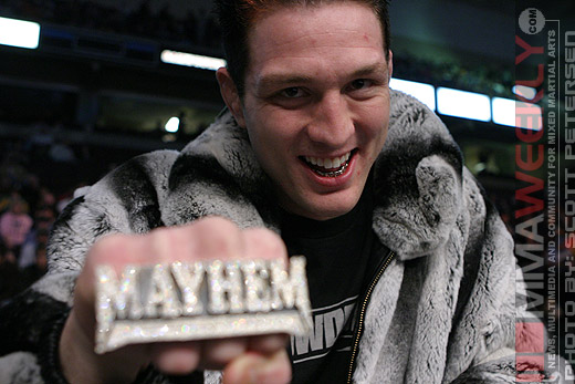 "Jason ""Mayhem"" Miller"