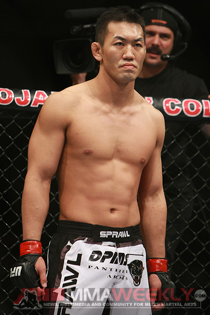 Yushin Okami UFC Fight Night 21