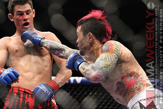 Dominick Cruz and Scott Jorgensen - WEC 53