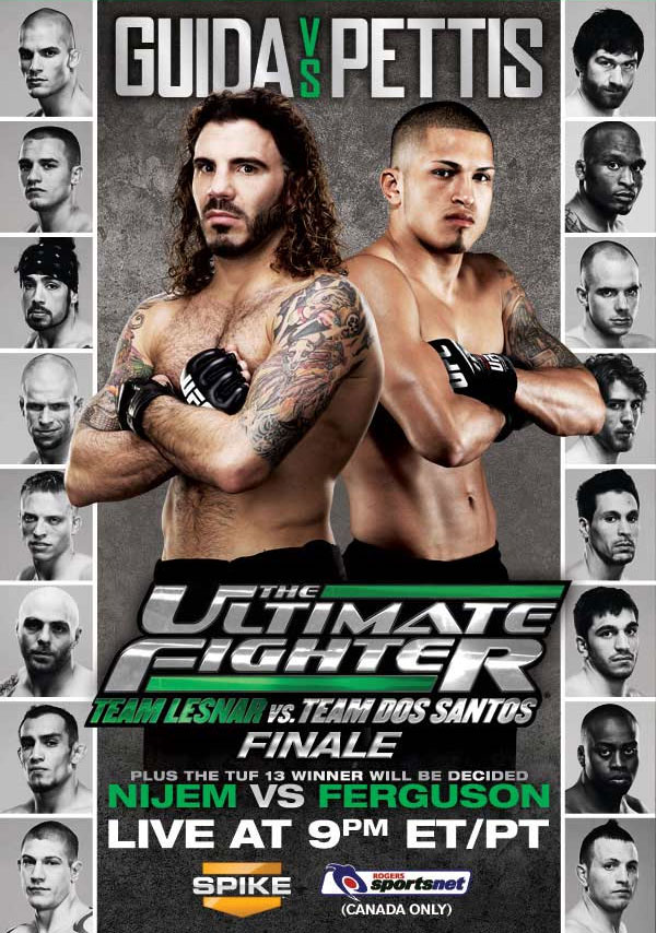 TUF 13 Finale poster