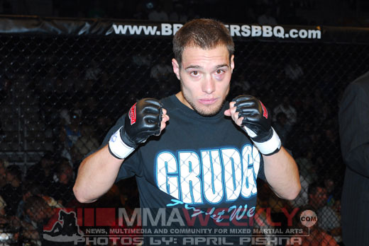 Justin Salas at Ring of Fire 32