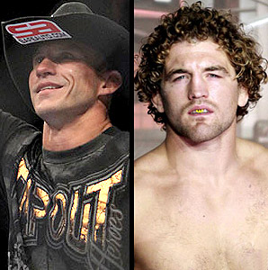 Donald Cerrone and Ben Askren