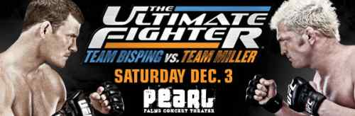 TUF 14 Finale poster