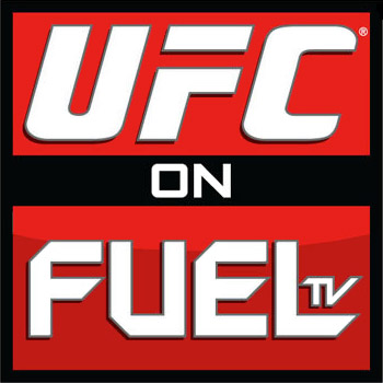 UFC on Fuel TV Logo