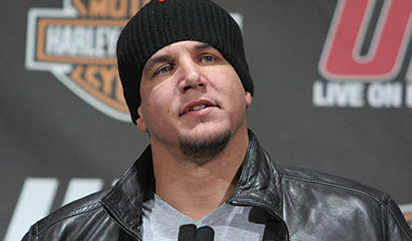 Former UFC Heavyweight Champion Frank Mir