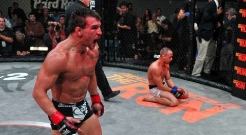 Michael Chandler and Eddie Alvarez