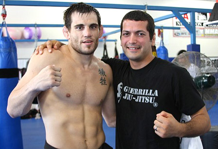 Jon Fitch and Dave Camarillo