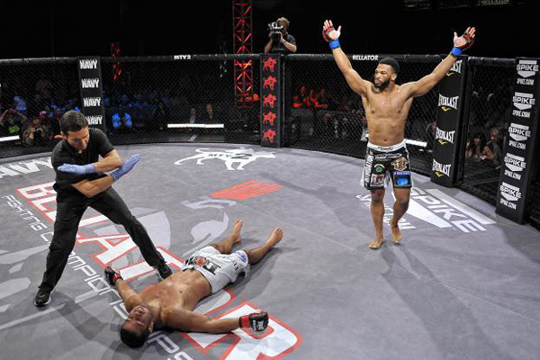 Bellator 61 results