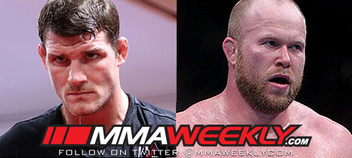 Michael Bisping vs Tim Boetsch