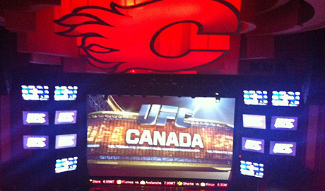 UFC Calgary Press Conference