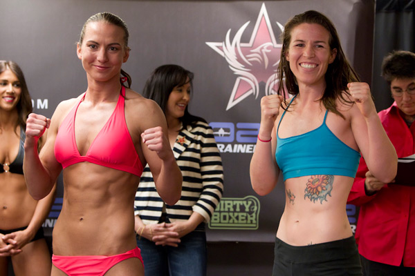 Kaitlin Young vs. Leslie Smith