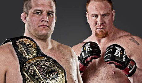Cole Konrad vs. Eric Prindle Bellator