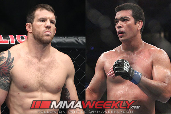 Ryan Bader vs Lyoto Machida