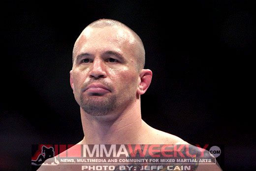Chris Lytle at UFC 119