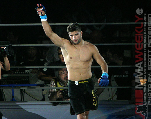 Josh Thomson at Pride Bushido 8