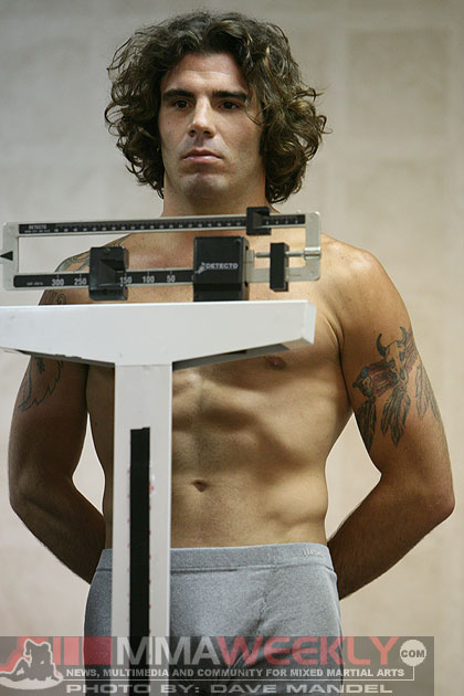 Clay Guida at Strikeforce