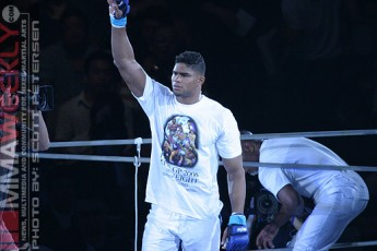 Alistair Overeem at Pride Open Weight Grand Prix