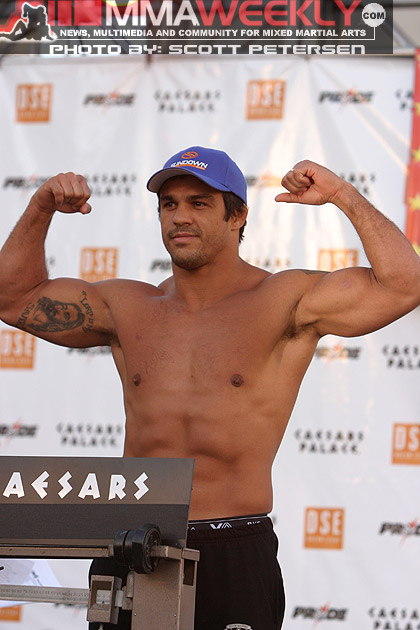 Vitor Belfort at Pride 32
