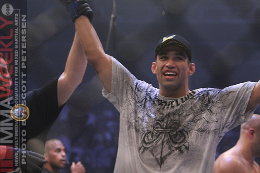 Fabricio Werdum at Strikeforce