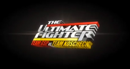 TUF 12 The Ultimate Fighter