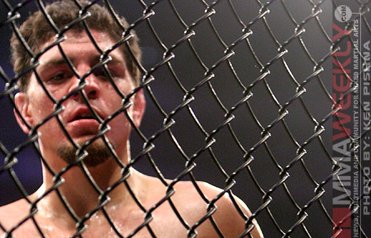 Nick Diaz Strikeforce