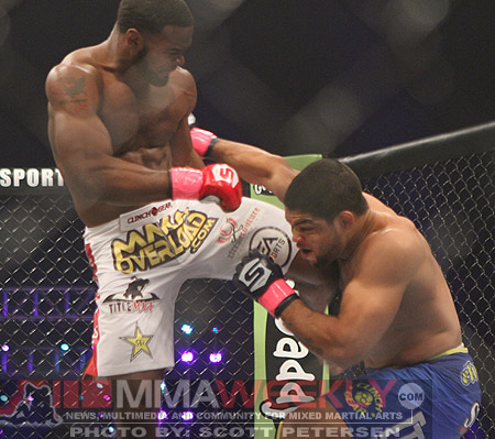 Tyron Woodley Strikeforce Galvao