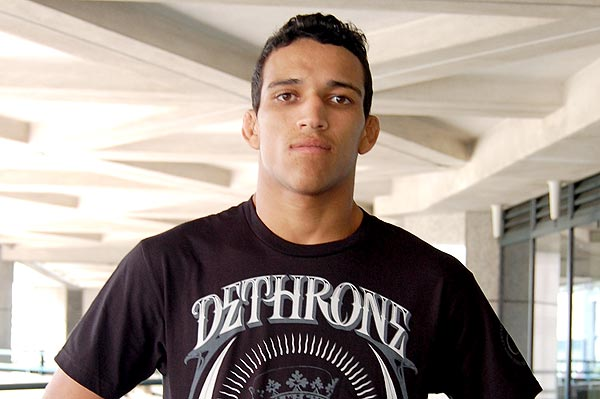 Charles Oliveira in Dethrone T-Shirt