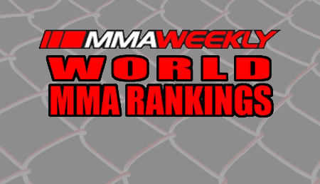 MMA Top 10 World Rankings