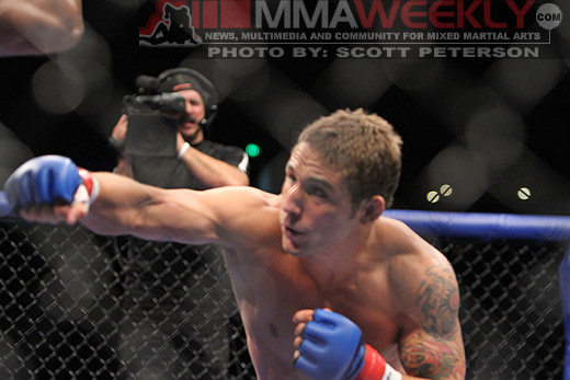 Chad Mendes WEC 48