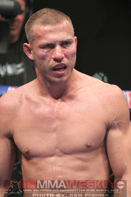 "UFC fighter Donald ""Cowboy"" Cerrone"