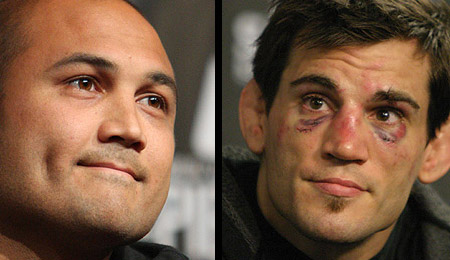 BJ Penn vs Jon Fitch