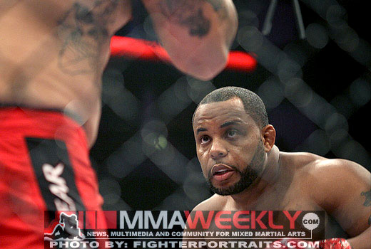 Daniel Cormier at Strikeforce Houston