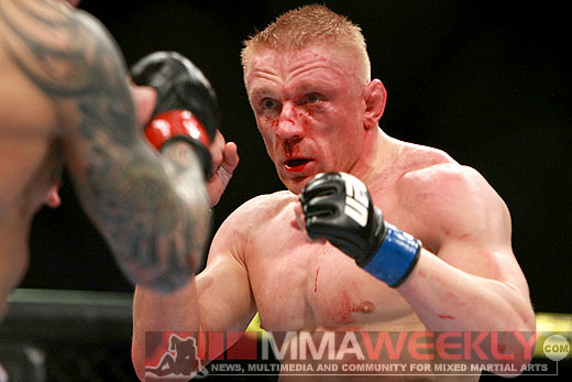 Dennis Siver UFC Fight Night 21