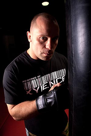 Matt Serra Xyience Portrait