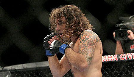 Clay Guida at UFC Fight Night 15