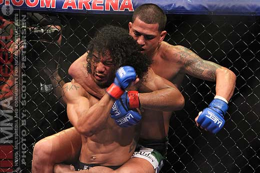 Ben Henderson and Anthony Pettis - WEC 53