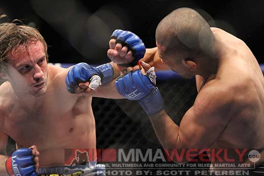 Ivan Menjivar and Brad Pickett - WEC 53