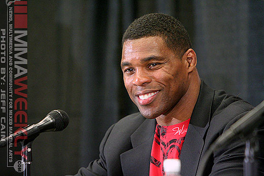 Herschel Walker - Strikeforce