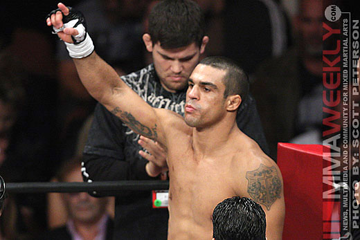 Vitor Belfort at Affliction 2