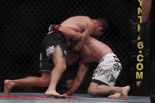 Brian Ebersole and Chris Lytle