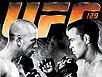 UFC 129 Georges St Pierre vs Jake Shields Poster