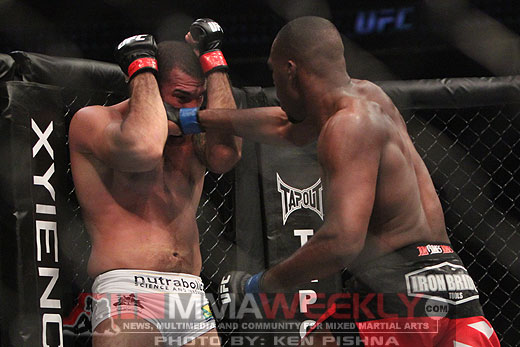 Mauricio Shogun Rua Jon Jones UFC 128