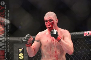 Diego Sanchez at UFC Versus 3
