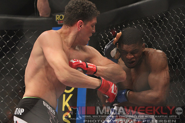 Nick Diaz and Paul Daley